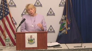Maine Gov. Janet Mills issues coronavirus 'Stay Healthy at Home' order