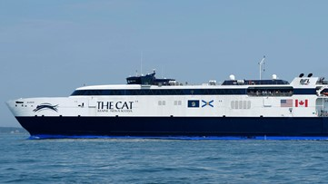 The CAT ferry service is back in 2020