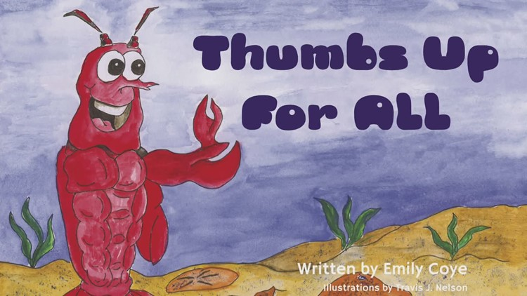 Where do writers get their ideas? In this case, from a three-clawed lobster