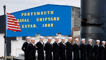 Portsmouth Naval Shipyard named in report calling modernization projects underfunded