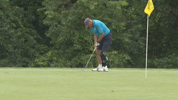 Golfing without limitations: Amputee, able-bodied golfers compete in 5th annual tournament