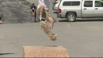 Skateboarding expands in Maine
