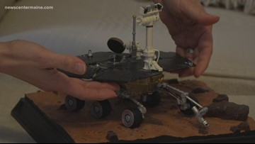 Maine scientist reminisces about 'Oppy', the Mars rover