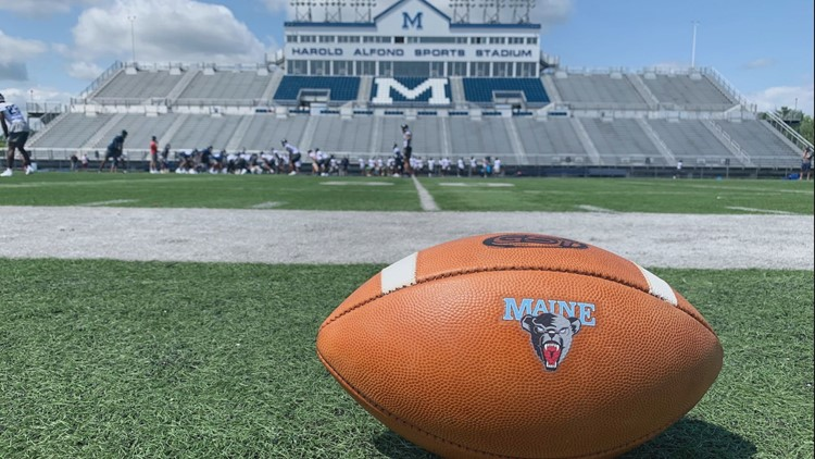 Football's back in Maine, and the Black Bears are ready for another strong season
