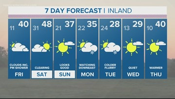 Local Weather Forecast