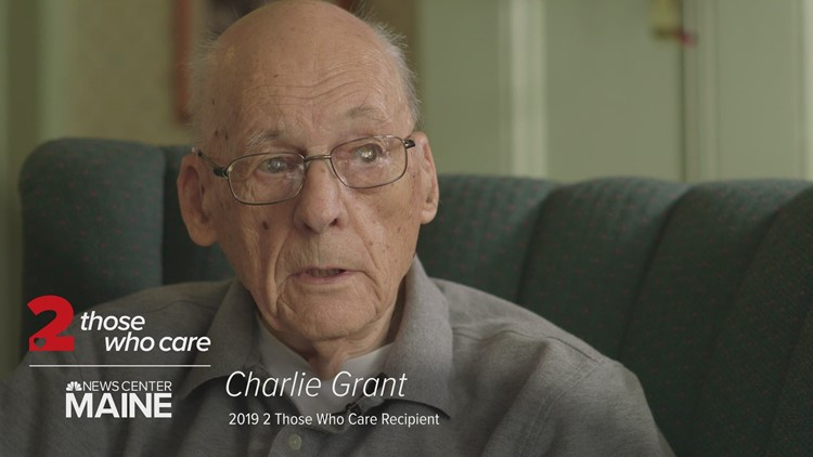 Nancy and Charlie Grant: 2019 2 Those Who Care Award recipients.