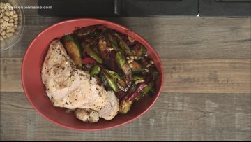 Looking for a new idea when it comes to cooking chicken?