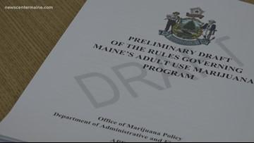 Recreational marijuana use rules in Maine