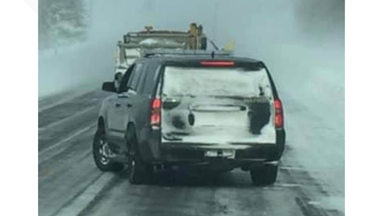 15-car accident closes Route 1 between Presque Isle and Caribou