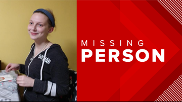 MISSING: 15-year-old girl who ran away March 22