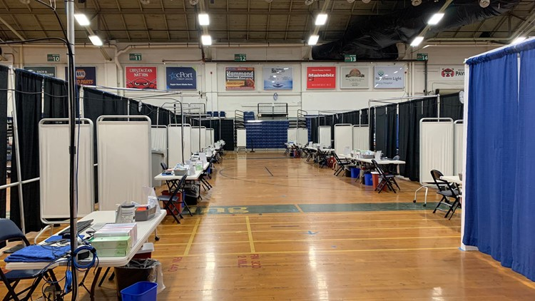 Mass COVID-19 vaccination site at Portland Expo closes