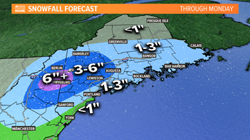More spring snow ahead