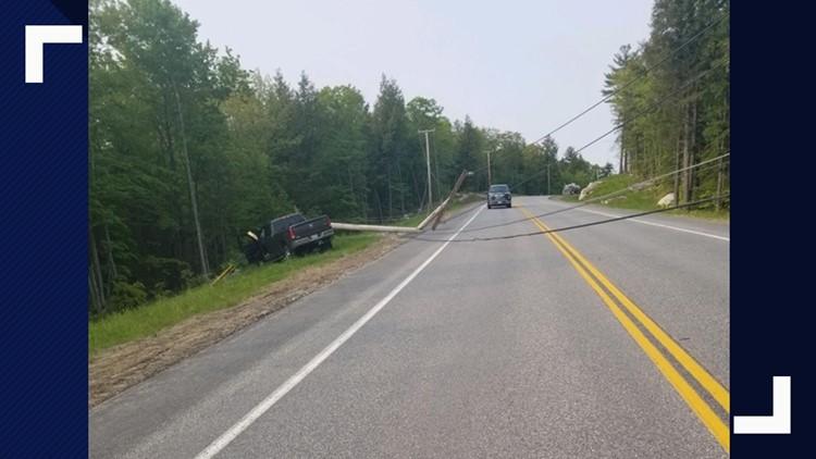 Car crash closes Route 302 in Fryeburg | newscentermaine com