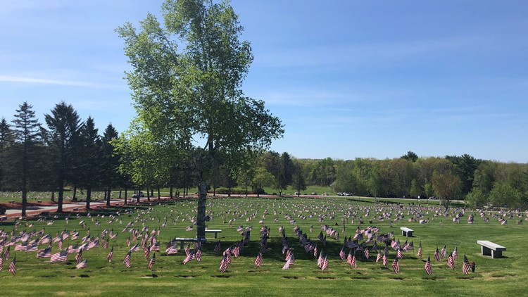 Mainers navigate changes to Memorial Day ceremonies, business amidst COVID-19
