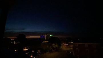 Timelapse of sunrise over Portland May 29, 2020