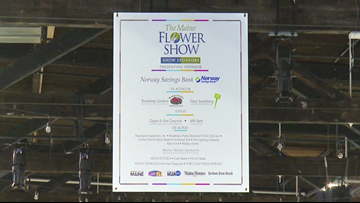 2019 Maine Flower Show is March 27-31