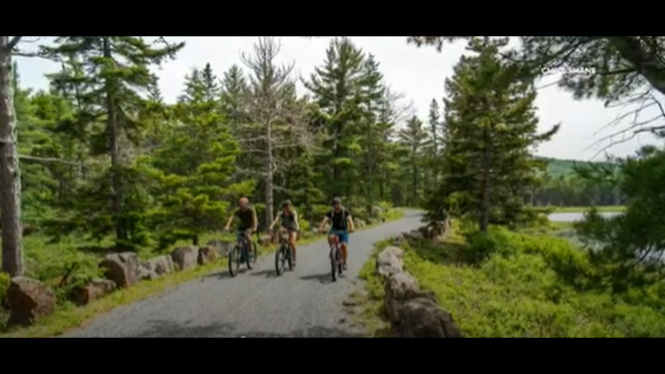 A guide to Acadia National Park's best hiking and biking trails