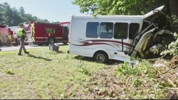 Families to sue town of Kittery over bus crash carrying kids