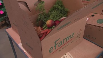 Maine not included in Farmers to Families Food Box Program
