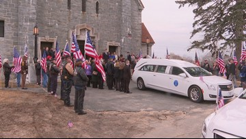 Maine remembers Maine Senior Airman Shawn McKeough Jr.