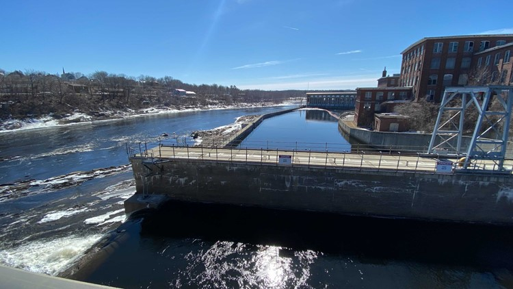 Maine drops amendment that would remove dams on the Kennebec River