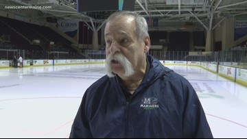 COOL JOBS: The 'King of the Ice' at the Cross Insurance Arena