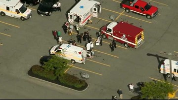 Gas leak at Mass. Market Basket prompts massive response