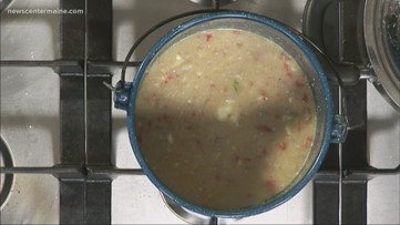 Looking for some comfort food? Consider Creamy Cauliflower Soup