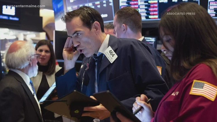 "Freaked out by the wild swings of the stock market? An expert says, ""Don't panic."""