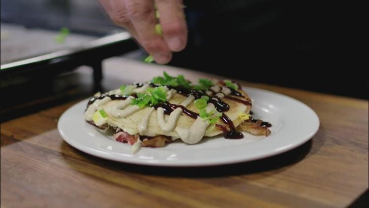 Okonomiyaki :