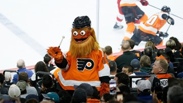 Gritty tests Bruins fans' forgiving nature with ill-timed Maine visit