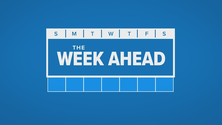 The week ahead: March 1, 2021