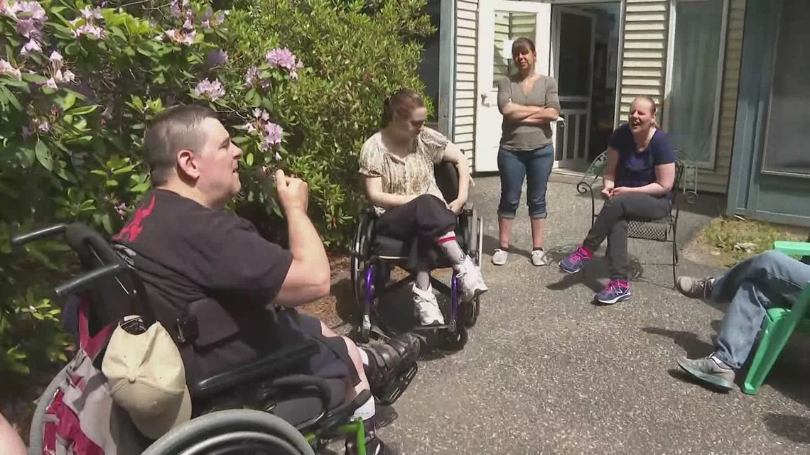Group homes in Maine are struggling to keep their facilities staffed