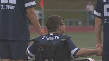 How the Yarmouth, Fryeburg boy's soccer teams are proving it's about more than the game