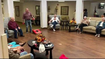 Seniors make time to stay active