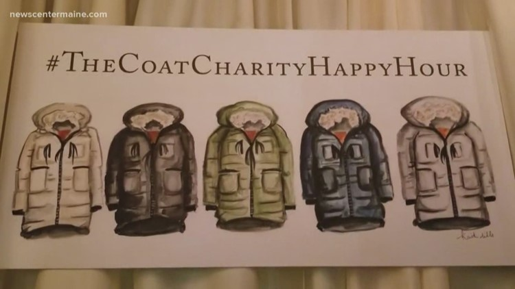 Coat craze for a cause