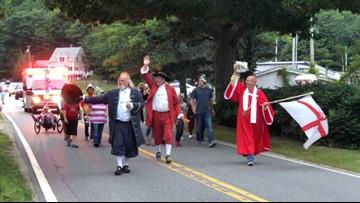 Popham celebrates annual Flare Night