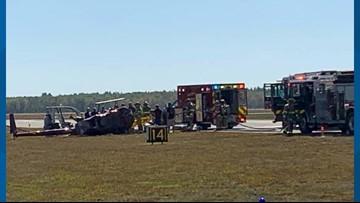 Bowdoinham man seriously injured in Sanford helicopter crash