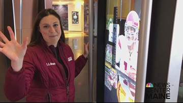 Searching for Mainers in the College Football Hall of Fame