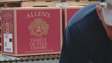 Allen's Coffee Brandy makes $50,000 donation