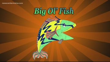 Big Ol' Fish 071419