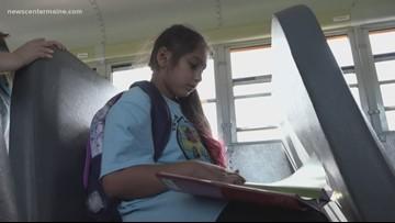 "New program brings ""Books on the Bus"""