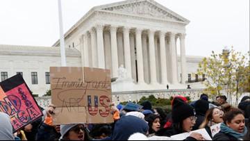 The U.S. Supreme Court heard arguments to decide the future of DACA