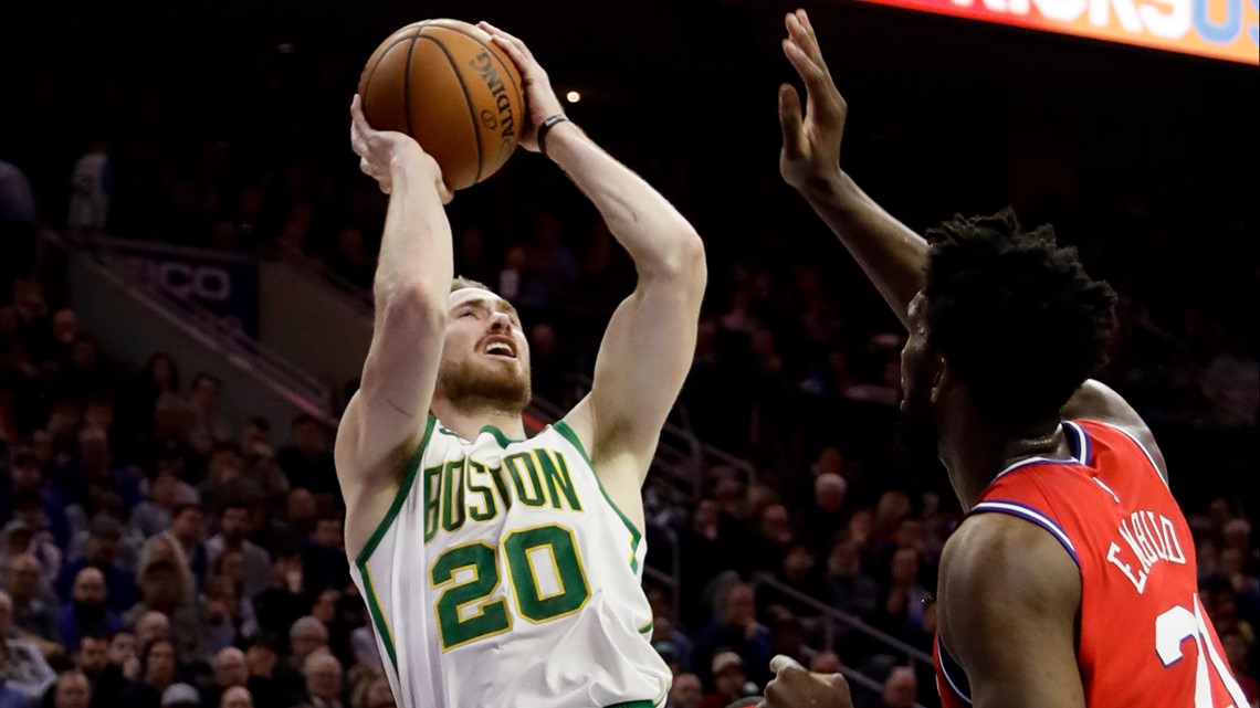 Hayward deals a haymaker to 76ers
