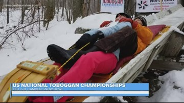 Enjoy the Maine outdoors this winter