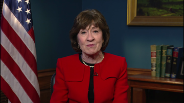 Maine Sens. Collins, King introduce bill to honor WWII nurses