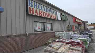 Broadway Hardware closes after 31 years