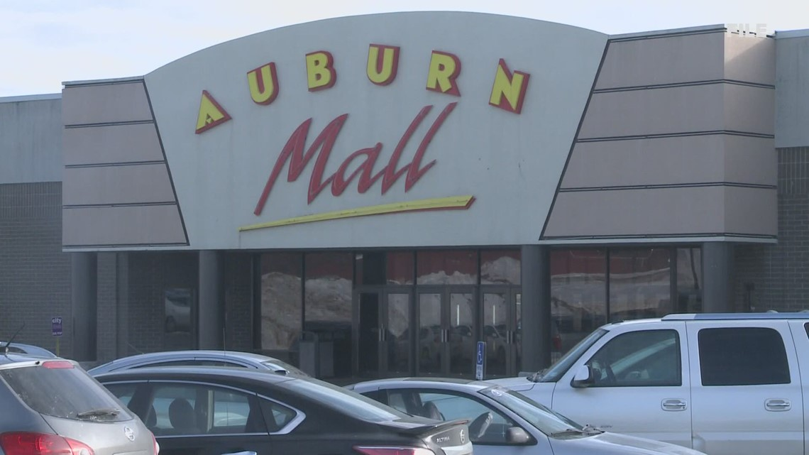 Auburn Mall to be used as COVID vaccine site
