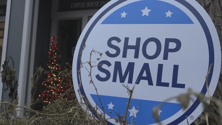 Small Business Saturday started the madness, the holiday season continues it