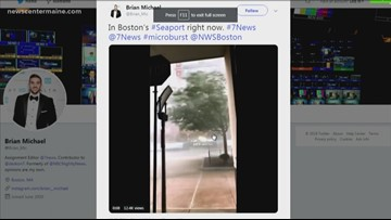 BrainDrops: Intense winds in Boston